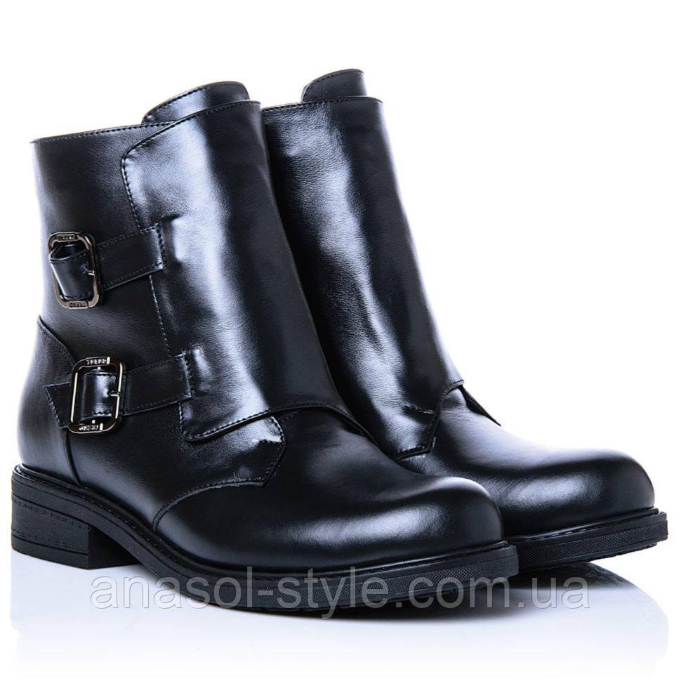 Ботинки La Rose 2273 36(24 см) Черная кожа
