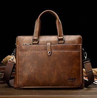 Мужская кожаная сумка. Модель DM-36, фото 7