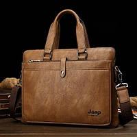Мужская кожаная сумка. Модель DM-36, фото 10