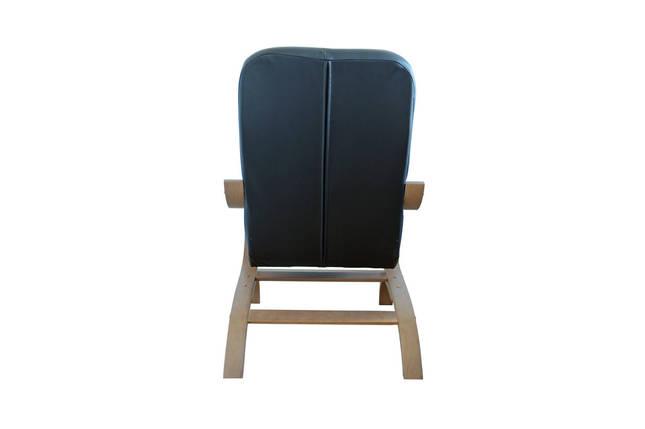 Конференц кресло Bonro Comfort Manila (экокожа черный), фото 2