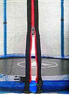Батут Atleto 140 см с сеткой синий, фото 3
