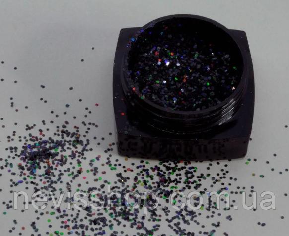 Декор для нігтів Starlet Professional блискітки №17