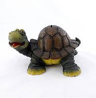 Черепаха копилка 18 см КП301 цв