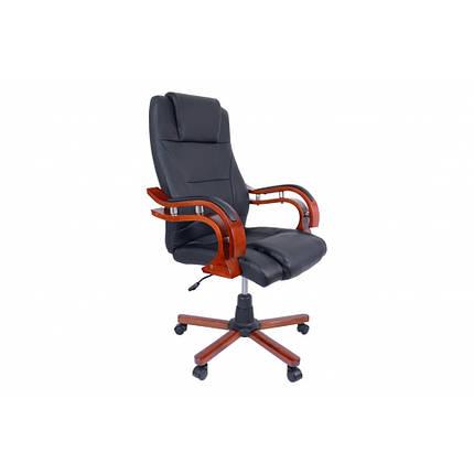 Кресло Bonro Premier O-8005 Black, фото 2