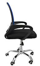 Кресло Bonro B-619 Blue, фото 2