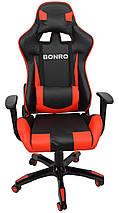 Кресло геймерское Bonro 2018 Red, фото 2