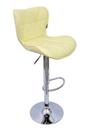 Барный стул хокер Bonro 509 Beige, фото 2
