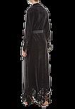 Довгий жіночий халат Suavite Marielle графіт, фото 4