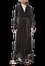 Длинный велюровый халат Suavite Marielle графит, фото 3