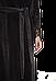 Длинный велюровый халат Suavite Marielle графит, фото 5