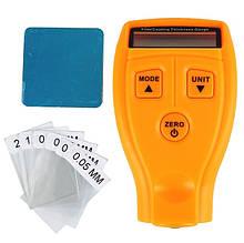 Автомобильный толщиномер лакокрасочного покрытия DIGITAL GM200