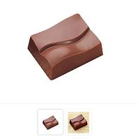 2 поликарбонатная форма для шоколадных конфет, фото 1