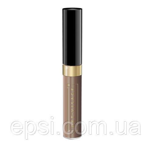 Гель для бровей и ресниц Art Visage Fix and Care Светло-коричневый 4,3 мл