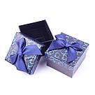 Коробочка подарочная box1-4 Черный, фото 2