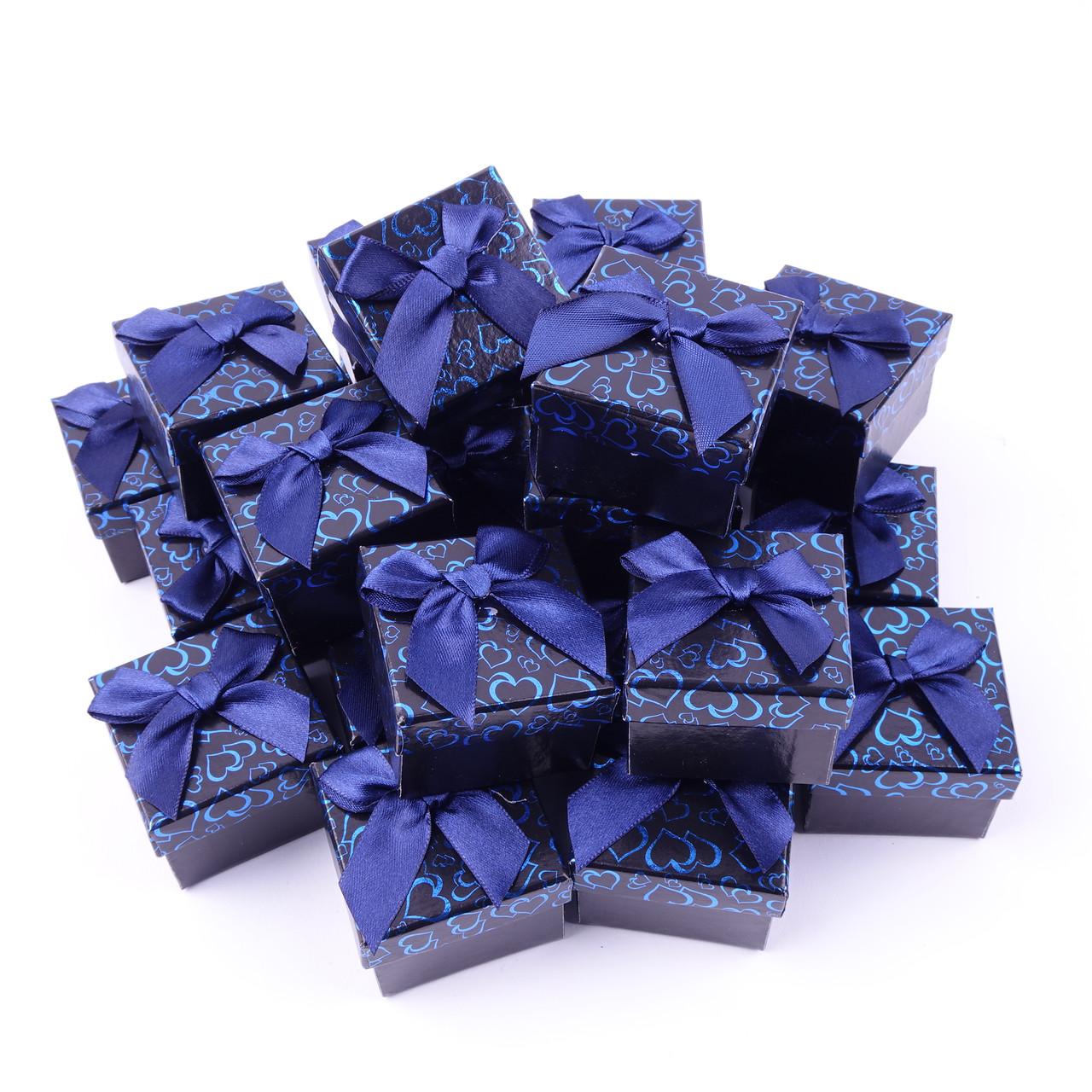 Коробочка подарочная box1-4 Черный