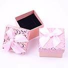 Коробочка подарочная box1-4 Персиковый, фото 2