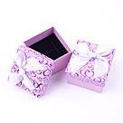 Коробочка подарочная box1-4 Фиолетовый, фото 2