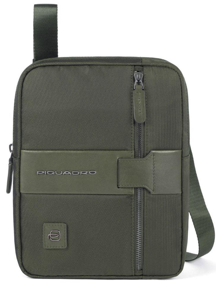 Мужская сумка Piquadro  Tokyo,  зеленый
