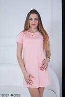 Жіноче плаття Подіум Amelia 18321-ROSE XS Рожевий