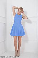 Жіноче плаття Подіум Grace 18249-LIGHT/BLUE XS Голубий
