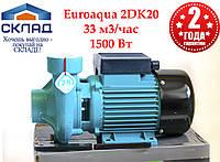 Насос Euroaqua 2DK20. 33 м3/час, 2 Атм. Для капельного полива.