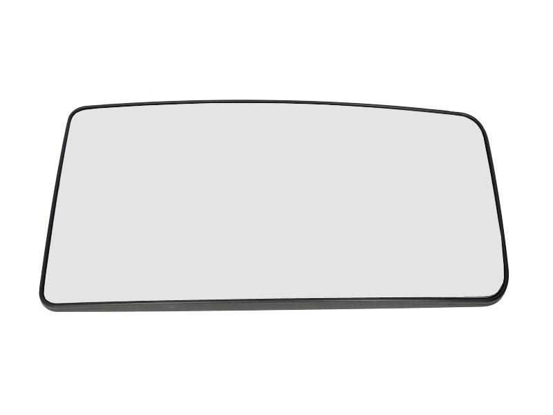 Стекло зеркала (380x200мм/с подогревом) MAN TGS/TGX 09.07