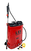 Опрыскиватель аккумуляторный LEX 15 А/ч (LX16L)