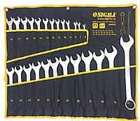 Професиональний набор ключей рожково-накидных  Sigma 25 предметов