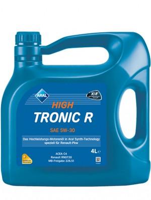Синтетическое моторное масло Aral HighTronic R 5W-30