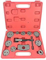 Набор для замены тормозных колодок LEX Польша 12 предметов CrV
