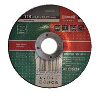 MN-68-942 Круг плоский для резки бетона 125x3.0x22,23 мм MODECO
