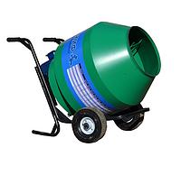 Бетономешалка Скиф БСМ-100П (100 литров)
