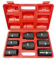 Набор ударных головок Verke Profi 3/4 24-38 мм (V39470)