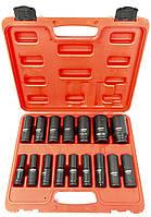 Набор ударных головок Verke Profi 1/2 10-32 мм (V39462)