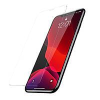 Защитное стекло Baseus 0.15mm Full Glass Tempered Glass (2шт.+ уст. рамка) iPhone 11 Pro/ XS/X  Transparent