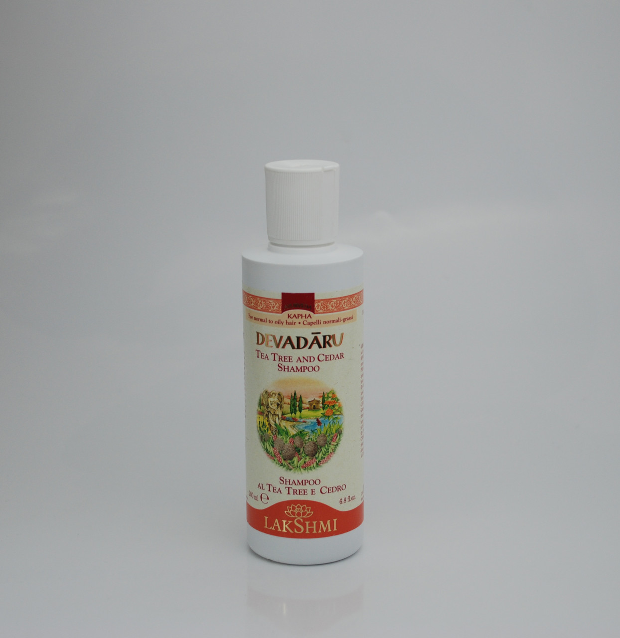 Шампунь Капха очищающий для жирных волос 250мл Лакшми Lakshmi