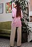 Модная женская рубашка свободного кроя /разные цвета, S-XL, SEV-1327.4012/, фото 4