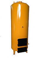 Дровяная колонка на 100 литров с ТЭНом на 3 кВт
