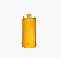 Бак для дровяного водонагревателя советского образца на 90л (железный)