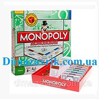 """Настольная игра """"Монополия"""" код 6123 Качество Люкс"""