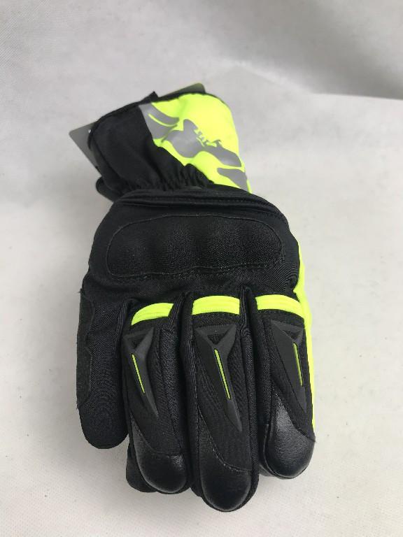 Кожаные мотоперчатки H2OUT H2Out Spidi ALU-PRO итальянской марки SPIDI  размер L