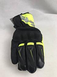 Кожаные мотоперчатки H2OUT H2Out Spidi ALU-PRO итальянской маркиSPIDI  размер L