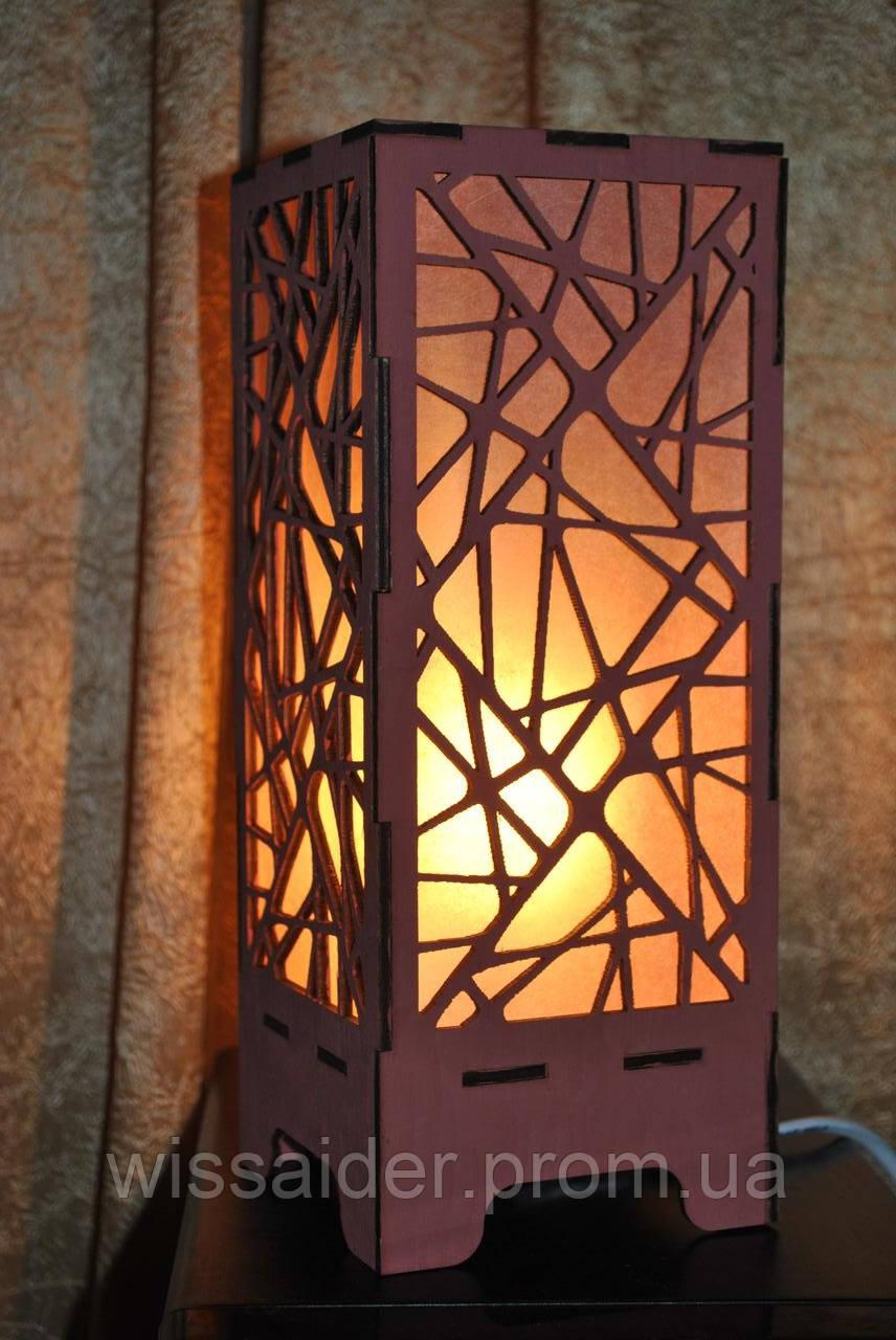 Ночник. Настольная лампа. В восточном стиле.