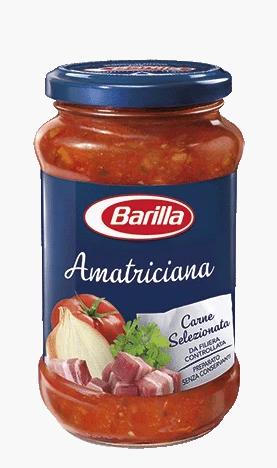 Соус Barilla Amatriciana  400г, фото 2