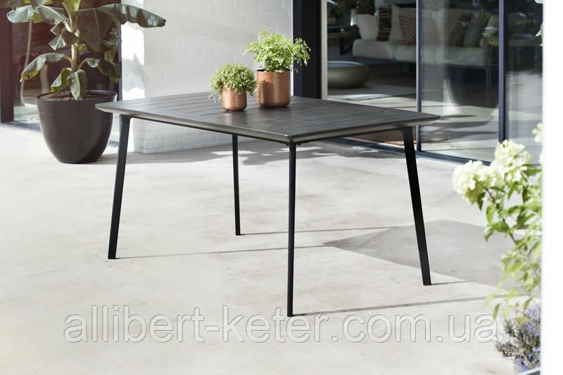 Стол садовый уличный Keter Metalea Table