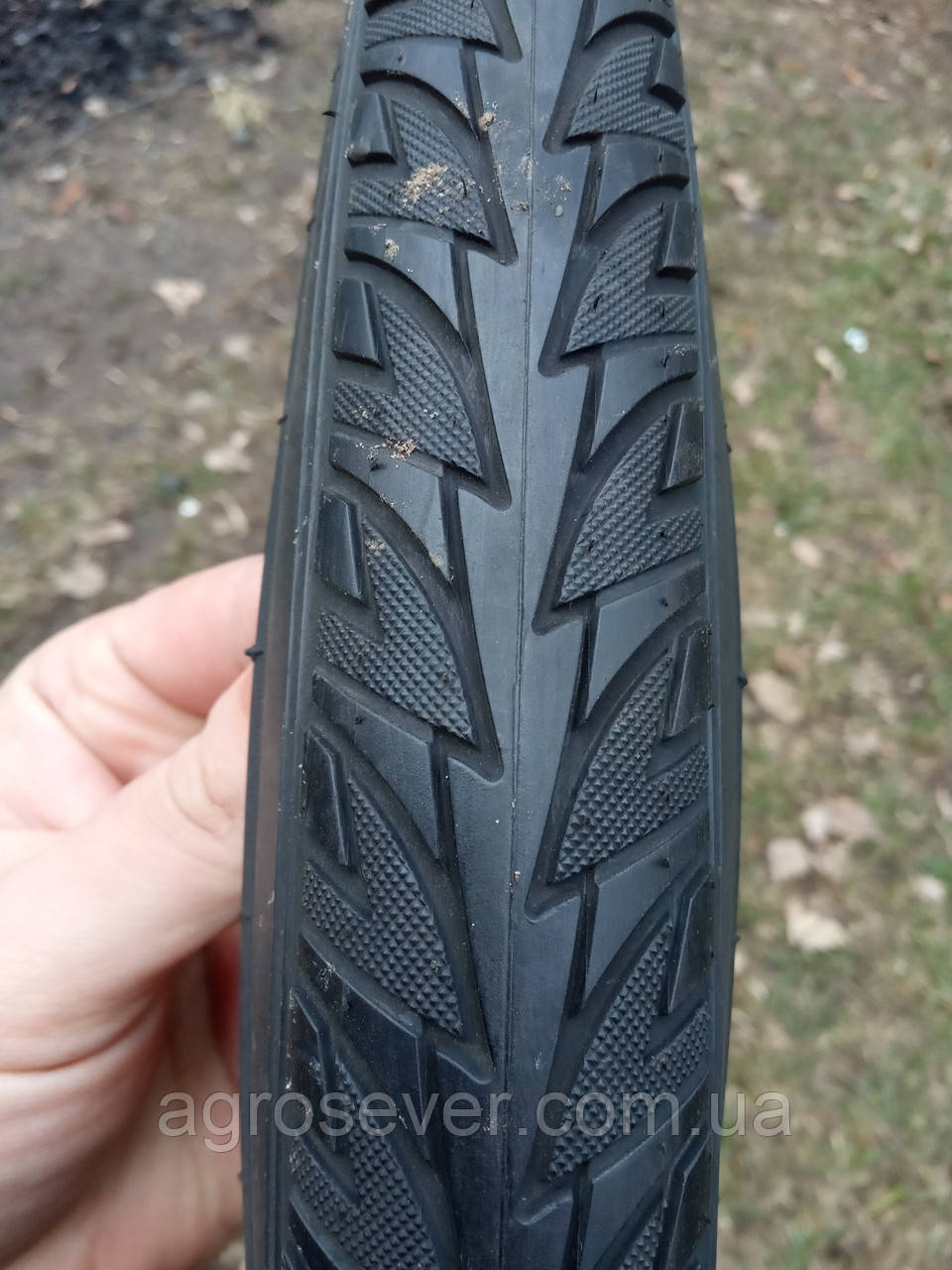 "Покришка для велосипеда 700x40C (44-622) 28"" SA-274 Label card Delitire"
