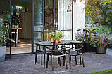 Стол садовый уличный Allibert Metalea Table, фото 7
