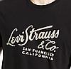 Мужская футболка Levis® Graphic Tee - Black Wordmark, фото 2