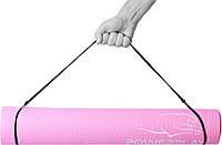 Килимок для фітнесу і йоги PowerPlay (173*61*0.4)