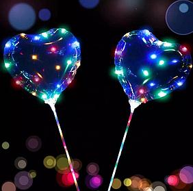 Bobo Ballons Серце HEART (500шт/ящ)